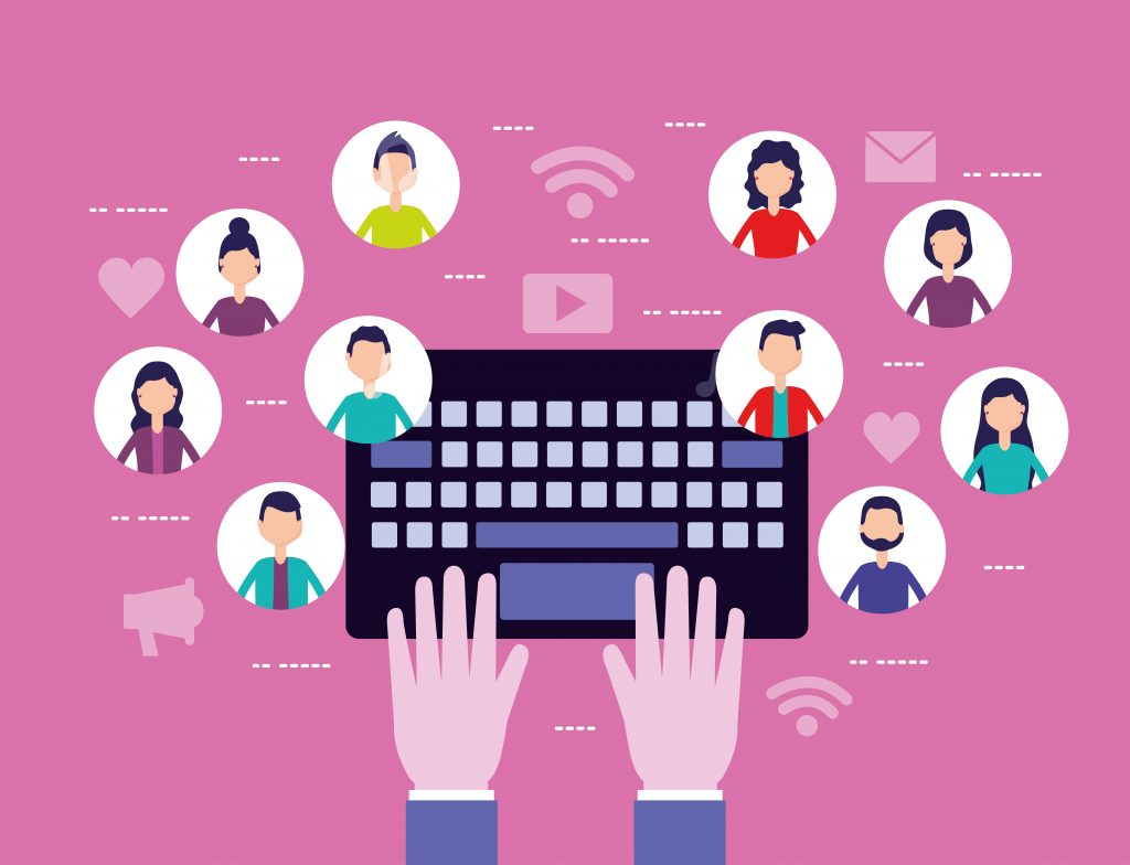 H2 Digital - conectando avatars