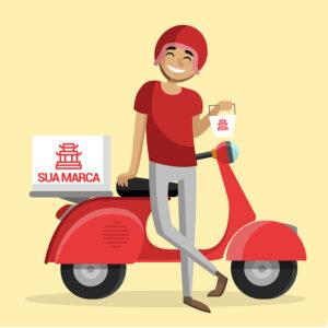 Delivery - Sua marca