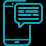 Ícone Envio SMS