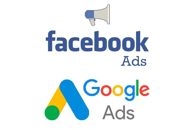 Facebook e Google Ads