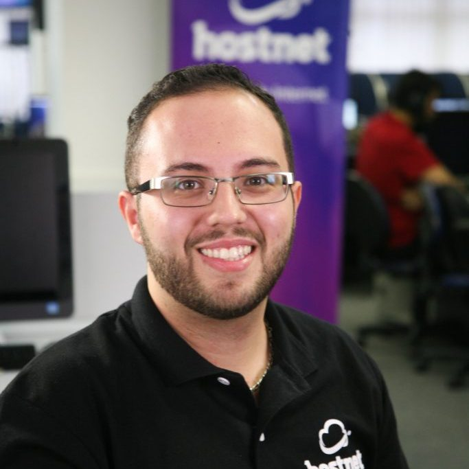 Treinamento na Hostnet